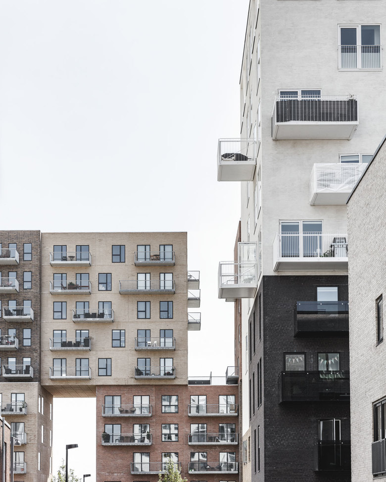 Cubic Houses ADEPT